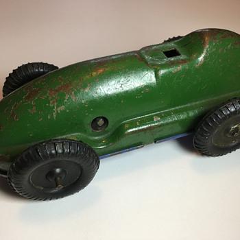 Green Clockwork Racer - Model Cars
