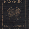 Polish Opera Star 1949 Passport