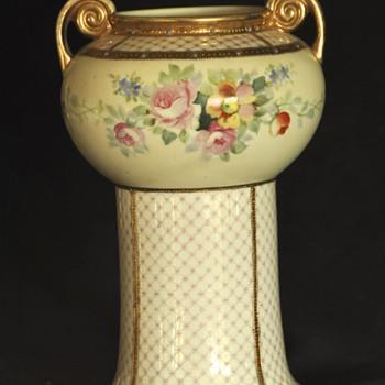 Japenese porcelain vase? - Asian