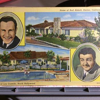 Hey Abbbbbbaaaaaaaaatttttt ! - Postcards