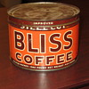 Bliss Coffee Can
