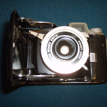Kodak Tourist Camera - Cameras