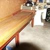 American Shuffle Board Table