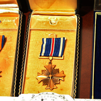 Here is the actually Medal and others - Military and Wartime