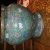 Cloisonne Vase/Pot