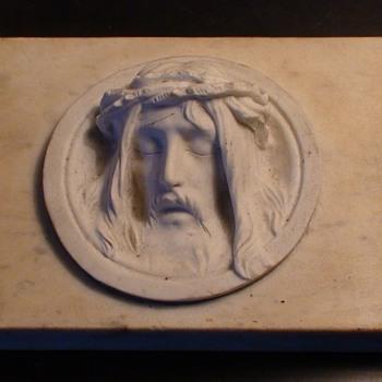 Jesus In Marble - Fine Art