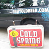 Cold Springs eternal (MN outdoor beer sign)