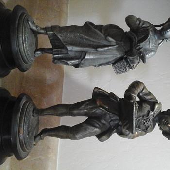 School children?? - Figurines