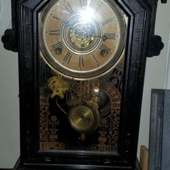 Gilbert clock  - Clocks