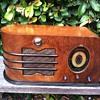 Climax General Television Tube Radio 1938