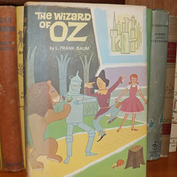 "VINTAGE ""CHILDREN'S"" BOOKS - Books"