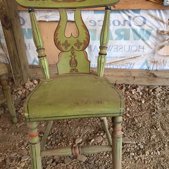Barn find, cool, but no idea what they are... - Furniture