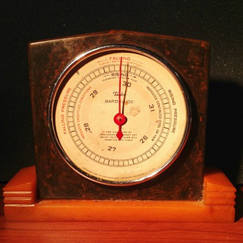 Bakelite Weather Instruments - Tools and Hardware