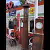 Clockface Gas Pumps
