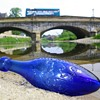 John Arkle Morpeth cobalt blue hamilton