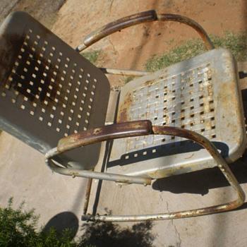 Outdoor rocker revival - Furniture
