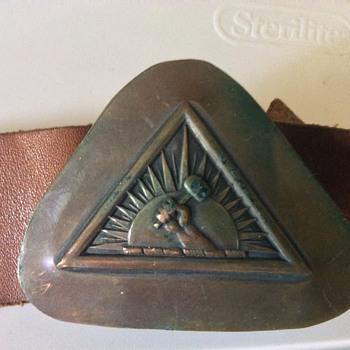 Belt Buckle - Accessories