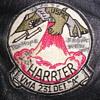 Harrier Squadron Patch