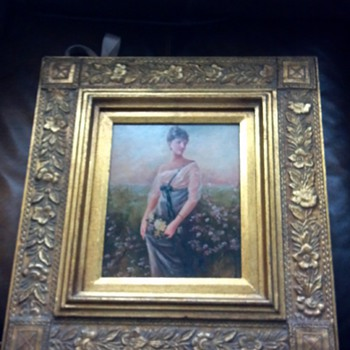 Antique Oil Painting Need help idenifying! - Fine Art