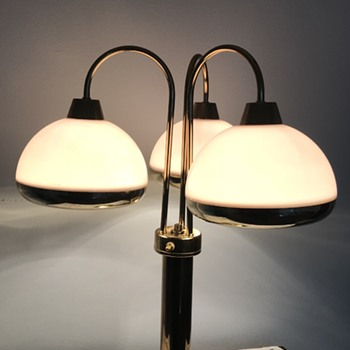 Neat table lamp from 1970. - Lamps