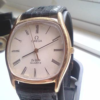 """Omega Deville """"Le Eaux De Rose"""" - Wristwatches"""