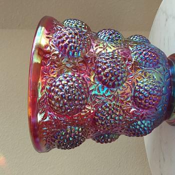 Large Fenton Carnival - Glassware