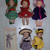 Ginny Dolls from my mom's attic