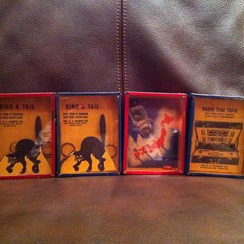 A.C Gilbert Games - Games