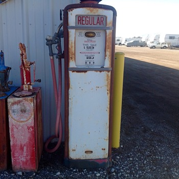 Filler Up with Regular - Petroliana