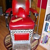 1951 Barber Chair