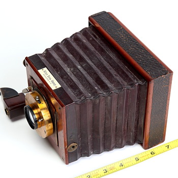 Milburn Korona Co. - Cameras