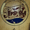 Anyone ever seen one of these leaded glass Pepsi signs before? I can't find a comparison anywhere. Thanks