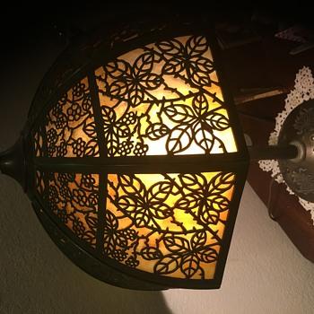 Grandmas lamp - Lamps