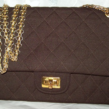 Original Chanel 2.55 from the 50-60's