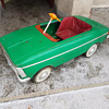 U.S.S.R Moskvich Pedal Car