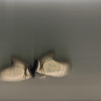 Jack Dempsey mini boxing gloves
