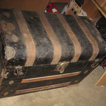 Antique Trunks - Furniture
