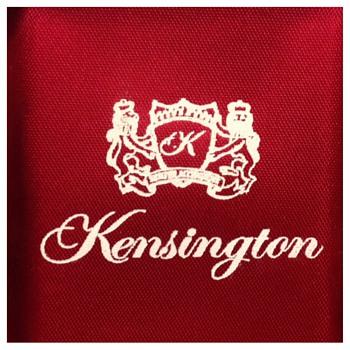 Kensington Brutane Lighter Case box Lions and Shields - Tobacciana