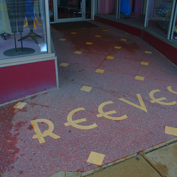 Storefront Mosaic, Luzerne, PA - Advertising