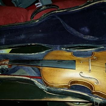 Nicolaus Amatus 1662 German Violin Cremona Germany - Musical Instruments