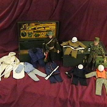 1964 Hasbro G.I. Joes - Toys