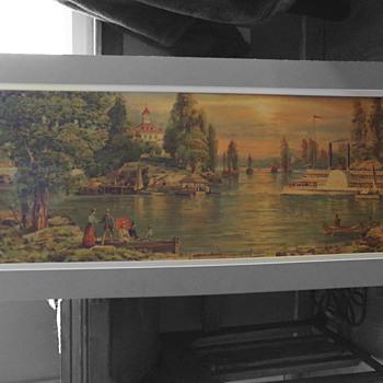 Victorian Lithograph?  - Fine Art