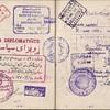 1947 Italian Diplomatic passport