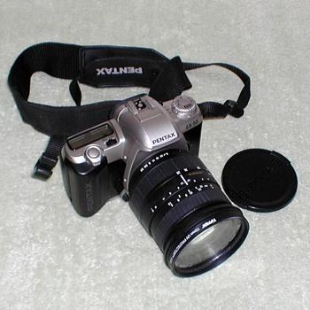 Pentax ZX-50 35mm Camera