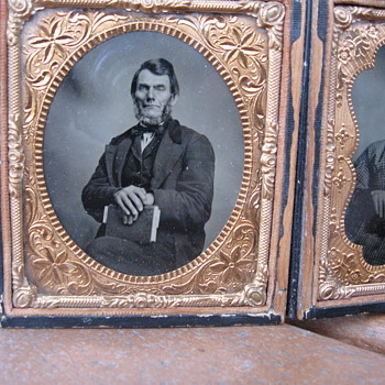 ambrotype -your opinion - if its Lincoln love it- if not lincoln like it - Photographs
