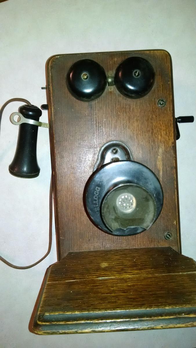My First Kellogg Wall Phone | Collectors Weekly