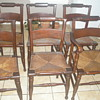 highpoint ladderback chairs