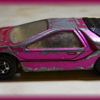 1970's MATCHBOX - ALFA CARABO ( My Dinky Toy Car ) - Model Cars