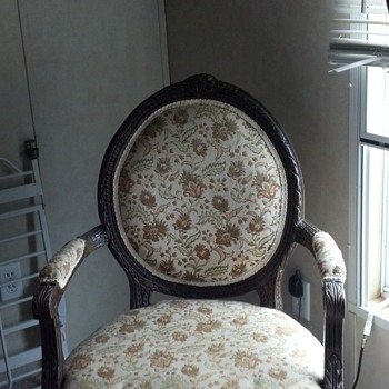 My mothers chair