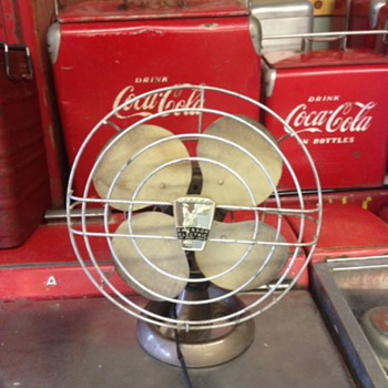 Emerson Electric Fan - Tools and Hardware